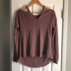 Medium Mauve sweater